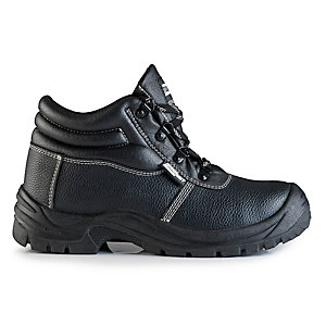 Tough Grit Black Mellor Boot