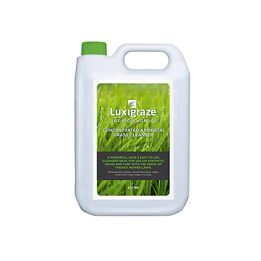 Luxigraze Artificial Grass Cleanser 5L