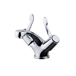 Lever Basin Mixer Tap (No Waste)