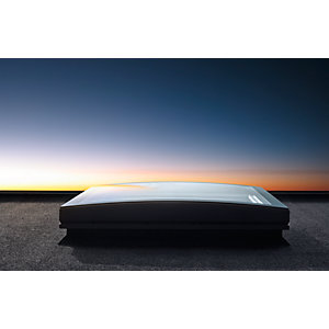 VELUX Flat Roof Curved Glass Cover