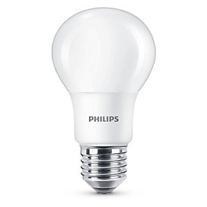 Philips LED 60W E27 GLS Non-Dim Single