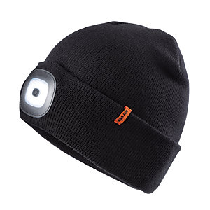 Scruffs Knitted Beanie Includes LED Light