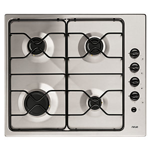 Neue Oven Hood & Gas Hob Pack