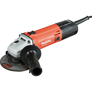 MT by Makita Red 115mm Angle Grinder 570W 240V M9502R/2