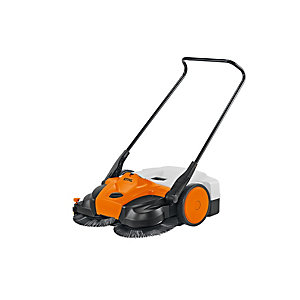 Stihl Pro Cordless Sweeper Battery & Charger Bundle Kga770