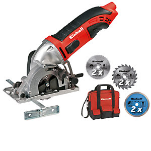 Einhell Tc-cs 860/2 Mini 450W Circular Saw Kit 4330994