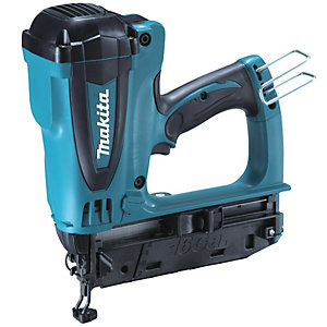 Makita 7.2V Second Fix Finishing Gas Nailer with 2 x 1AH Batteries GF600SE