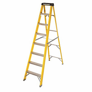 Step Ladder GRP