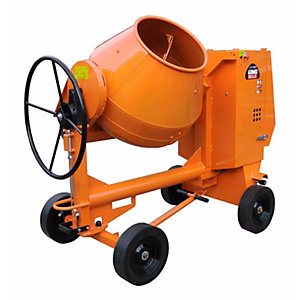 Cement Mixer Site 110V