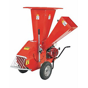 Wood Chipper/Shredder 75mm Petrol