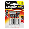 Energizer AAa Max Power Battery PK5