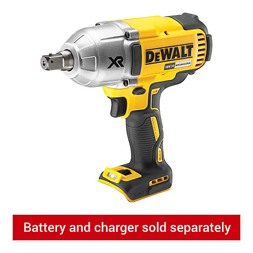 DeWalt 18V Xr High Torque Impact Wrench Bare DCF899N-XJ