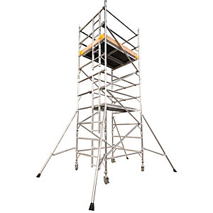 Alloy Tower 1.45 x 1.8 x 8.2m 3T
