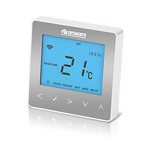 Prowarm Protouch™ Iq Slate Grey Smart Thermostat