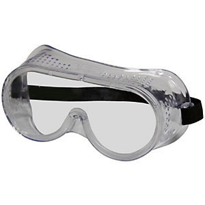 Armour Up Safety Goggles Clear Lens