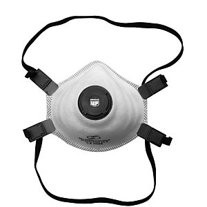 Armour Up FFP3 Moulded Cup Respirator with Valve (5 Pack)