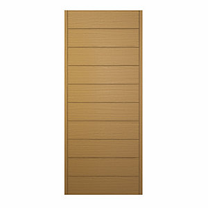 Oslo Ultimate External Front Oak Veneer Door 1981 mm x 838 mm x 44 mm