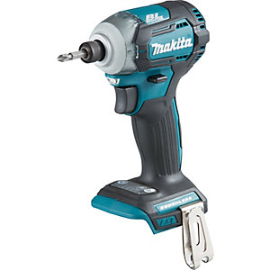 Makita 18V Lxt Brushless Impact Driver DTD170Z Body Only Includes New A and T Mode