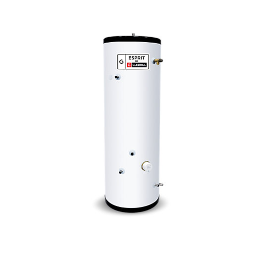 Gledhill Esprit Indirect Unvented Hot Water Cylinder ERP B - 170L