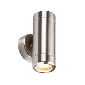 WALL2 Stainless Steel Up & Down Light