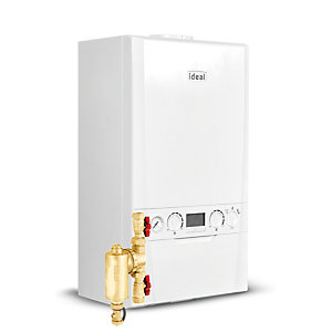 Ideal Logic Max C35 Gas Combi Boiler ERP with Filter