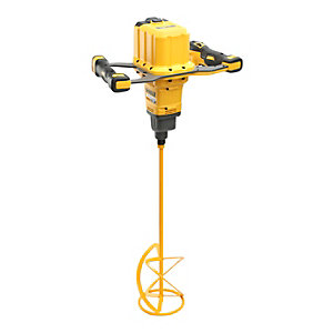 DeWalt 54V XR Flex Volt Paddle Mixer - Includes 2 x 9.0AH Batteries