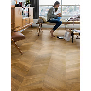 Quick Step Parquet Traditional Oak Oiled Engineered Flooring 14mm 1.302m2/PK INT3902