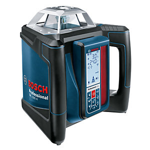 Bosch Grl 500H Rotation Laser with Theft Protection Kit 06159940EE