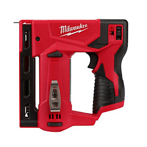 Milwaukee M12 T50 Brushed Stapler Body Only 4933459634
