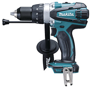 """Makita Combi Drill with 2 x 4.0AH, Charger & Carry Bag DHP458RMEX"""""""