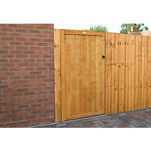 Forest Garden Featheredge Gate 1820mm x 910mm