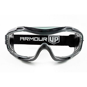 Armour Up Anti-mist Safety Goggles Clear Lens