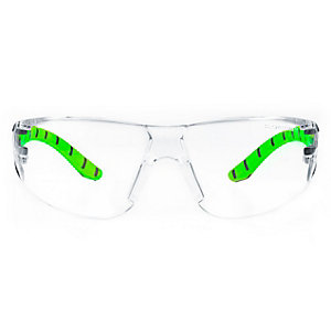 Armour Up Wraparound Safety Glasses Clear Lens