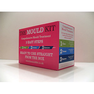 The Mould Kit - Complete Treatment Pack for Mould
