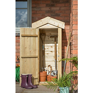 Shiplap Small Outdoor Store 250L