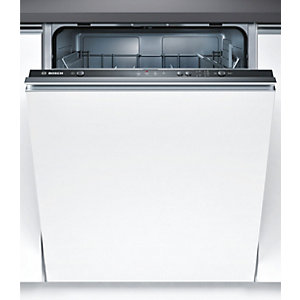 Bosch Serie 2 60cm Dishwasher with Ecosilence Drive Stainless Steel SMV40C00GB