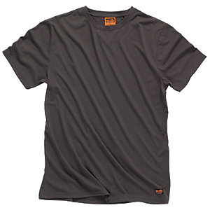 Scruffs T54672 Worker T-shirt Graphite L