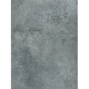 Romana Luna Mid-Grey Outdoor Porcelain Tile 600x600x20mm Pack of 2