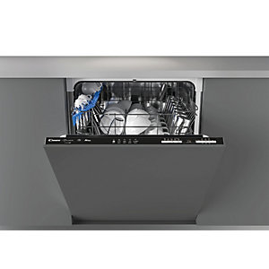 Candy 60cm Integrated Dishwasher for 13 Place Settings CDIN 1L380PB-80