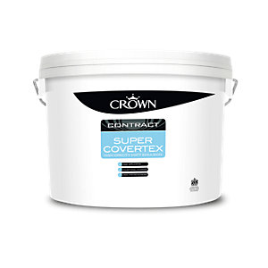 Crown Contract Crown Super Covertex Brilliant White 15L