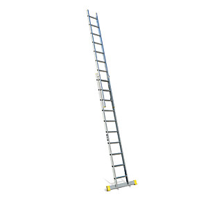 Lyte EN131-2 Professional 2 Section Extension Ladder 2x10 Rung