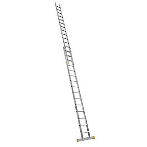 Lyte EN131-2 Professional 2 Section Extension Ladder 2x15 Rung