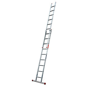 Lyte EN131-2 Non-Professional 2 Section Extension Ladder 2x9 Rung