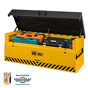 Van Vault Outback Tool Security Box