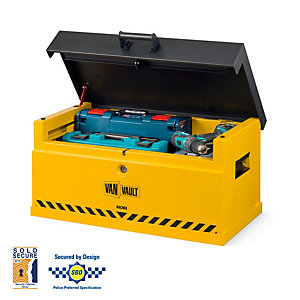 Van Vault Mobi Tool Security Box