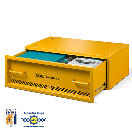 Van Vault Stacker XL Tool Security Box