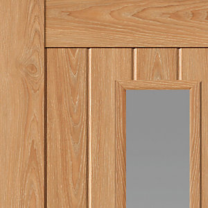 Hudson Internal Laminate Prefinished Glazed Door