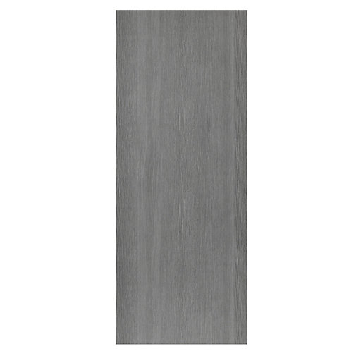 Jb Kind Pintado Grey Internal Painted Door 35 x 1981 x 762mm