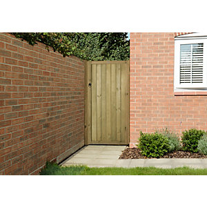 Vertical Tongue and Groove Gate 6ft (1.83m High)