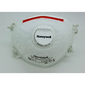 Honeywell FFP3V Moulded Cup Respirator Pack of 10